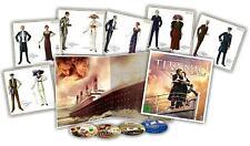 TITANIC (Blu-ray Disc + 2 DVDs + Soundtrack-CD + Art Cards) NEU+OVP