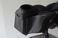 2009-2013 Harley Davidson Stretched Extended Side Covers Touring Baggers FLH
