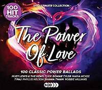 ULTIMATE POWER BALLADS [CD]