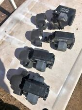 Thule 415 Railing Foot Pack w/ Covers