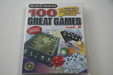100 Great Games  Vol.2 für Palm OS & Handspring Visors (PC)  Neuware