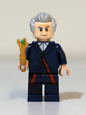 LEGO Doctor Who THE 12TH (TWELFTH) DOCTOR Minifigure - From Lego Dimensions