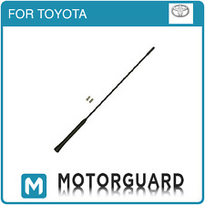 GENUINE REPLACEMENT CAR ROOF AERIAL ANTENNA MAST AM/FM TOYOTA YARIS 41CM