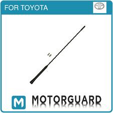 Genuine sostituzione Auto Tetto Antenna Antenna Mast AM / FM Toyota Yaris 41cm
