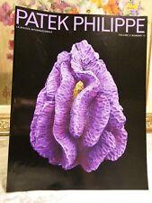2009 PATEK PHILIPPE MAGAZINE LA RIVISTA INTERNAZIONALE VOLUME II nr. 12 lingua I