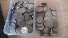 More details for 429 old 2 shilling coins coin collection