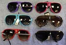 80's Aviator Sunglasses Different Colors