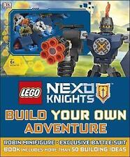 LEGO NEXO KNIGHTS Build Your Own Adventure by DK, Simon Hugo (Mixed media product, 2017)