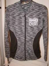 BEACHBODY THE MASTERS HAMMER & CHISEL WOMENS FITTED JACKET SZ S/P EUC!