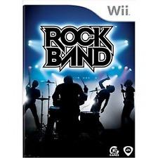 17726 Rock Band - Nintendo Wii Game (2008)
