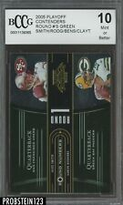 2005 Playoff Contenders #RN-11 Aaron Rodgers RC Rookie /1000 BCCG 10