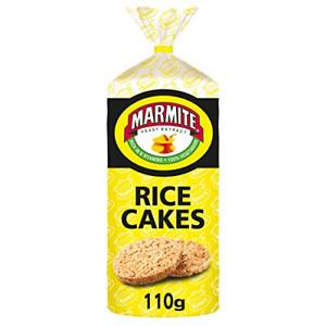 Marmite Rice Cakes, 6 x 110g