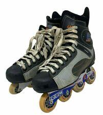 CCM Externo Bandit Men's Size 8 42 Inline Roller Hockey Skates Prolite Step 6000
