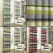 Rideaux modernes pour la maison, en 100% coton