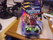 Hot Wheels Guardians of the Galaxy Vol. 2 Quicksand