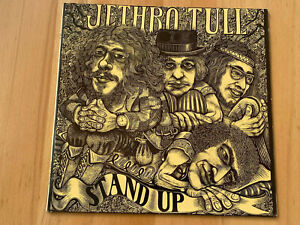 JETHRO TULL - STAND UP - GERMANY - TOP LP!!
