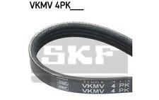 SKF Correa trapecial poli V 4 Nervaduras FIAT SEICENTO SMART FORTWO VKMV 4PK788