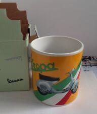 Vespa tazza in ceramica