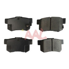 AAL Rear BRAKE PADS For 2007 2008 HONDA CIVIC Si (Complete set 4 pieces)