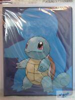 ULTRA PRO POKEMON Squirtle 2020 Water 9-POCKET PORTFOLIO PAGES FOR CARDS