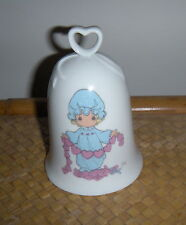 Precious Moments You Have Touched So Many Hearts Valentines Porcelain Bell 1994
