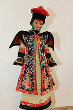 Brunette Chinese Empress Girl Barbie Doll Great Eras Collection Chao Pao Dragons