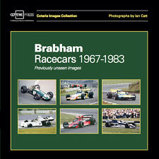 Brabham Racecars 1967-1983 - A BOOK ON THE CARS OF SIR JACK BRABHAM
