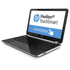 "NEW HP Pavilion 15-N020US 15.6"" Touchscreen Quad Core 4GB 750GB HDMI Laptop"