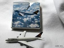 Lufthansa Boeing 747-200 1:600 échelle par schabak