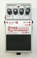 BOSS SYB-5 Base Synthesizer Guitar Effects Pedal 2013 #19 with Box Free Shipping
