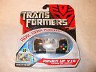 Transformers real gear robots movie Power Up VT6 decepticon hasbro NEW 2006