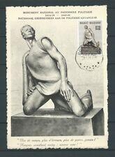 BELGIQUE - CARTE POSTALE - 1951 YT 860