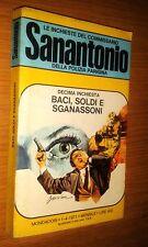 COMMISSARIO SANANTONIO # DECIMA INCHIESTA - BACI, SOLDI E SGANASSONI- BERù -1971