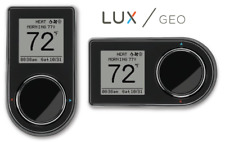 LUX GEO Smart Wifi Thermostat - Control From Your Smartphone - **NEW IN BOX**