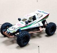 4pcs Tires with Wheels for TAMIYA 1/10 Grasshopper/Grasshopper 2