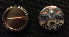 "Mad Max Fury Road Nux Immortan Joe 1"" Pinback Button Pin DC Vertigo  Buy 2 get 1"