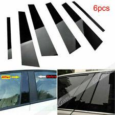 6Pcs Plastic Door Trim Cover For Honda Civic Sedan 2006 2007 2008 2009 2010 2011