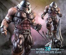 Juggernaut 1:8 Scale X-men Marvel Resin Model Kit