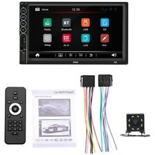 7 Inch Double Din Car FM Stereo Radio MP5 Player 2 Din Press Screen Bluetoo M9S2