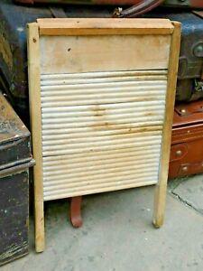 Vintage Washboard / Wooden