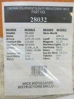 Kero World Kerosene Heater Replacement Wick 28032 New Old Stock
