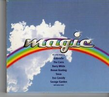 (FH595) Magic, 40 tracks various artists - 2CD  - 2001 CD