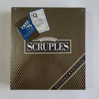 New~A Question Of SCRUPLES Game~Second Edition~Milton Bradley 1987
