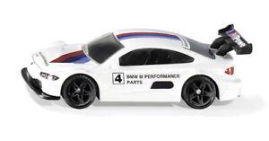NEW Siku Super Series BMW M4 Racing 2016 Sports Car Die Cast Toy 1581