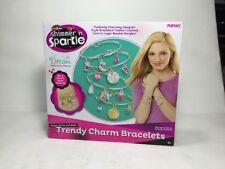 Cra-Z-Art Shimmer and Sparkle Trendy Charm Bracelets Music #410096