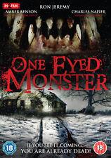 ONE EYED MONSTER - DVD - REGION 2 UK