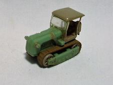 DDR Espewe Modell Auto Kettenschlepper Urtrak KT 50 1:87 Spur H0 um 1960 RAR *