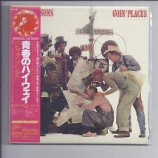 The JACKSONS  Goin' Places / Sony JAPAN mini lp cd EICP-1201 michael jackson NEW