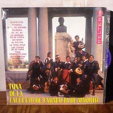 Tuna De La Facultad De Farmacia De Madrid LP Belter Stereo spanish M-