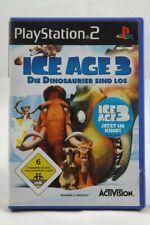 Ice Age 3: los dinosaurios son lote (Sony PlayStation 2) ps2 juego en OVP